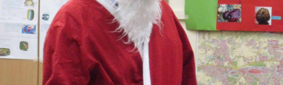 Weihnachtsengel der Wilhelm-Raabe-Schule Hannover