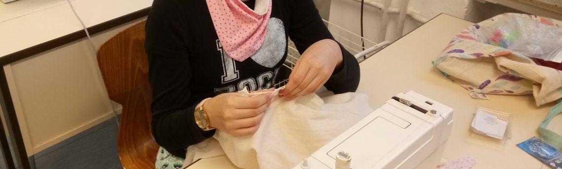 Raabenmode – Wilhelm-Raabe-Schule goes fashion