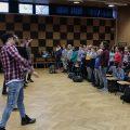 Vocaldente an der WRS