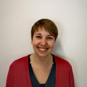 Vivian Sandrock, Schulsozialarbeiterin an der WRS